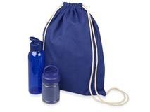 Подарочный набор Klap, синий фото