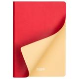 Подарочный набор Portobello Latte: ежедневник недатированный А5, Ручка, Power Bank, красно-белый фото