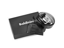 Подарочный набор Baldinini: ремень, футляр для кредитных карт фото