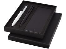 Подарочный набор Verseau, черный, белый фото