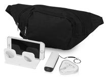 Подарочный набор Virtuality с 3D очками, наушниками, зарядным устройством и сумкой фото