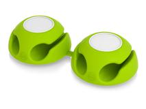 Подставка для кабеля Clippi, зеленый фото