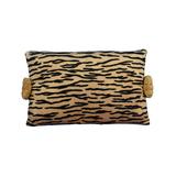 Подушка для спины «Полосатая» фото