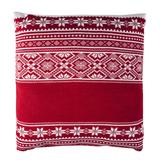 Подушка «Скандик», красная фото