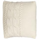 Подушка Stille, молочно-белая фото