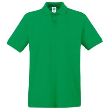 Поло Apollo, зеленый фото