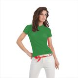 Поло женское ID.001/women, ярко-зеленое/kelly green фото