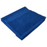 Полотенце махровое Soft Me Large, синее фото