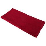 Полотенце махровое Soft Me Medium, бордовое фото