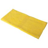 Полотенце махровое Medium, желтое фото
