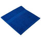 Полотенце махровое Soft Me Small, синее фото