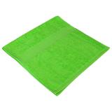 Полотенце махровое Small, зеленое яблоко фото