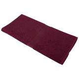 Полотенце Soft Me Medium, гранатовое фото