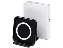 Беспроводная зарядка-подставка для смартфона Catena, черный фото