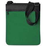 Промо сумка на плечо Simple, зеленый фото