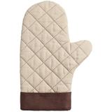 Прихватка-рукавица Keep Palms, бежевая фото