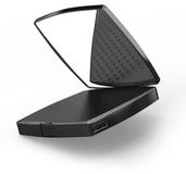 Внешний аккумулятор с зеркалом Hiper Mirror 4000 мАч, черный фото