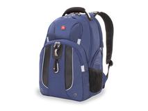 Рюкзак с отделением для ноутбука 15'' WENGER, система циркуляции воздуха AirFlow, черный/синий фото