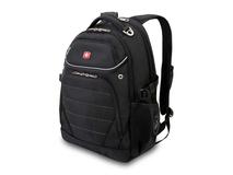 Рюкзак с отделением для ноутбука 15'' WENGER, система циркуляции воздуха AirFlow, черный фото