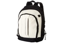 Рюкзак Arizona, чёрно-белый фото