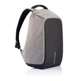 Рюкзак Bobby с защитой от карманников, серый фото