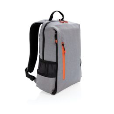 Рюкзак для ноутбука Lima 15'' с RFID защитой и разъемом USB, серый фото