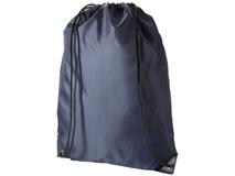 Рюкзак Oriole, темно-синий с черным фото