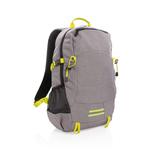 Рюкзак Outdoor с RFID защитой, без ПВХ, серый фото
