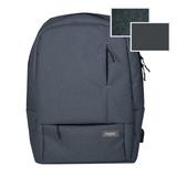 Рюкзак Portobello с USB разъемом, Migliores, 460х362х111 мм, серый/серый фото