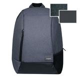 Рюкзак Portobello с защитой от карманников, Migliores, 440х365х130 мм, серый/серый фото