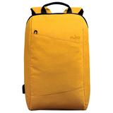 Рюкзак PURO ByDay, желтый фото