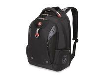 Рюкзак WENGER ScanSmart с отделением для ноутбука 15'', спина оснащена системой циркуляции воздуха AirFlow, черный фото