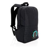 Рюкзак со встроенной колонкой Party, черный фото