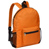 Рюкзак Unit Easy, оранжевый фото