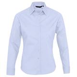 Рубашка женская Eden, синий фото
