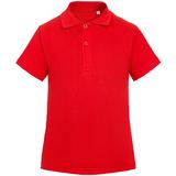Рубашка поло детская Virma Kids, красная фото