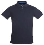 Рубашка поло мужская AVON, темно-синяя фото