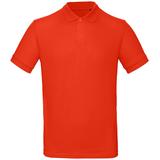 Рубашка поло мужская Inspire, красная фото