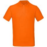 Рубашка поло мужская Inspire, оранжевая фото