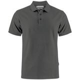 Рубашка поло мужская Neptune, темно-серая фото