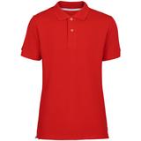 Рубашка поло мужская Virma Premium, красная фото
