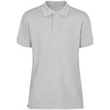 Рубашка поло мужская Virma Premium, серый меланж фото
