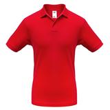 Рубашка поло Safran красная, красный фото