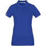 Рубашка поло женская Virma Premium Lady, ярко-синяя фото