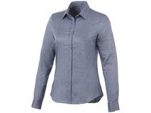 Рубашка Elevate Vaillant женская, синий меланж фото