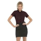 Рубашка женская с коротким рукавом Black Tie SSL/women, красный фото