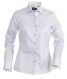 Рубашка женская в полоску RENO LADIES, серая фото