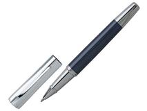Ручка роллер Conquest Blue, серый, синий фото