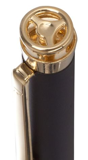 Ручка шариковая Auto Golden Top фото