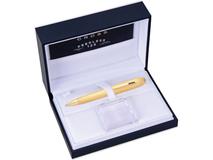 Ручка шариковая Peerless 125, золотой фото